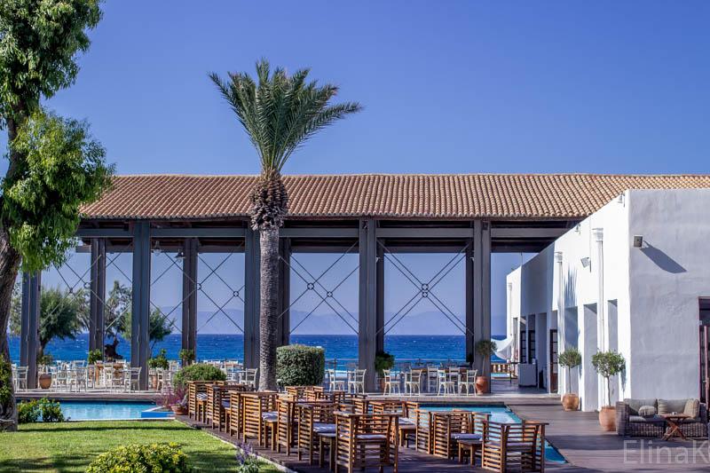Vieraana hotelli Miramare Beachissa