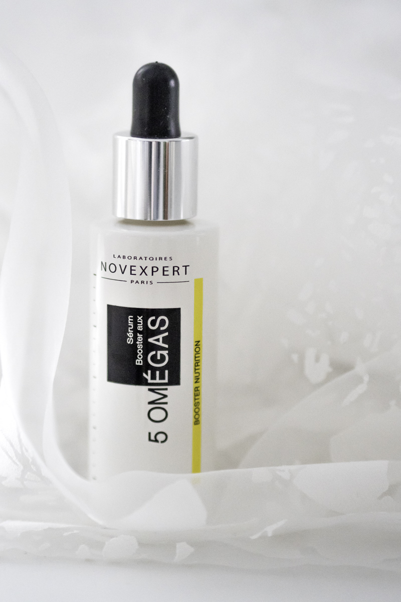 parhaat kosmetiikkatuotteet: Novexpert Booster serum 5 omegas