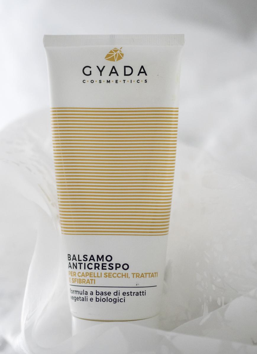 parhaat kosmetiikkatuotteet: Gyada hoitoaine