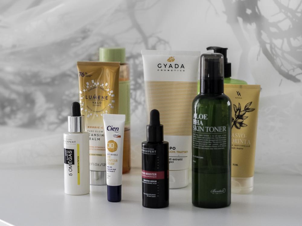 Vuoden 2018 parhaat kosmetiikkatuotteet