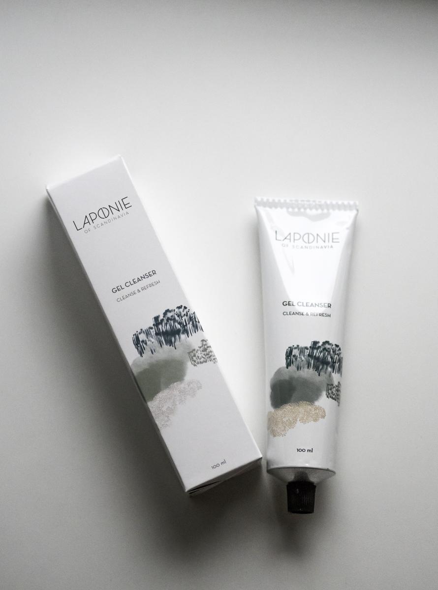 parhaat kosmetiikkatuotteet: Laponie Gel Cleanser