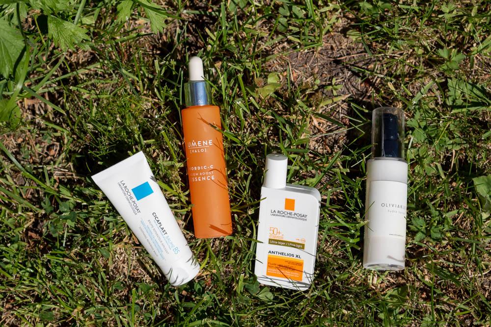 Kesäkuun kosmetiikkasuosikit