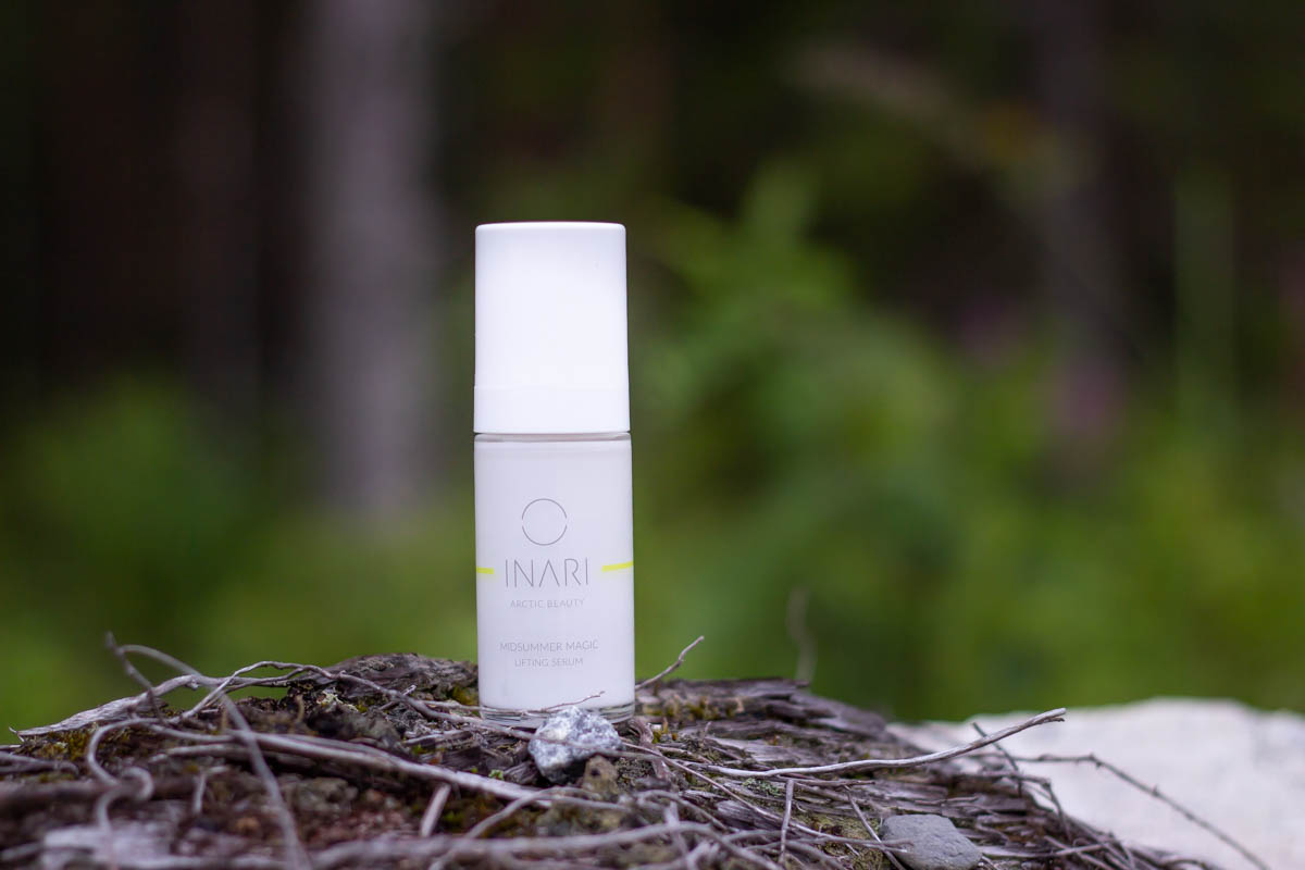 Inari Arctic Beauty – testissä Midsummer Magic Lifting Serum