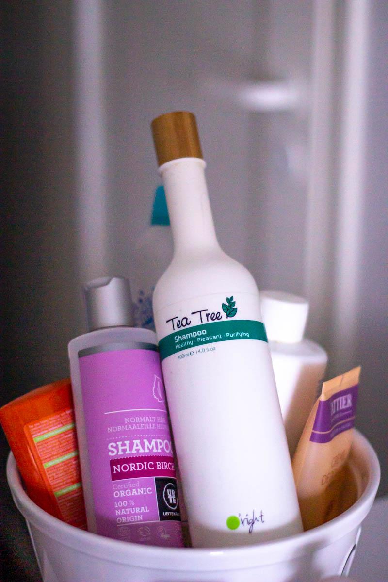 O'right Tea Tree Shampoo
