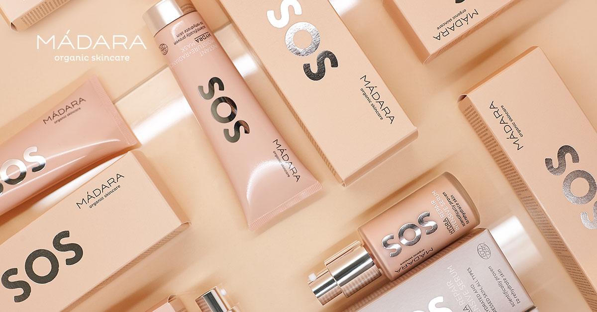 Mádara Cosmetics -40% tänään!
