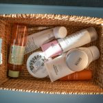 Lokakuussa tyhjentyneet kosmetiikkatuotteet