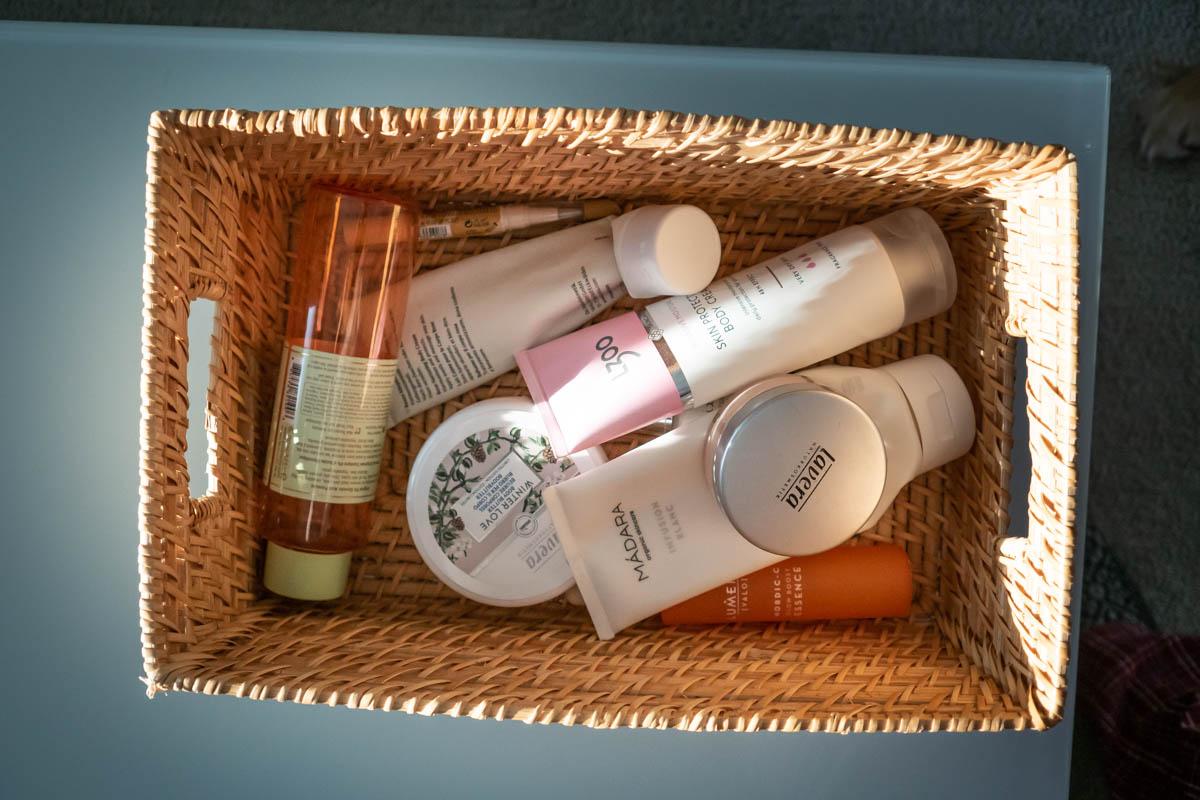 9 x miniarvio: Lokakuussa tyhjentyneet kosmetiikkatuotteet