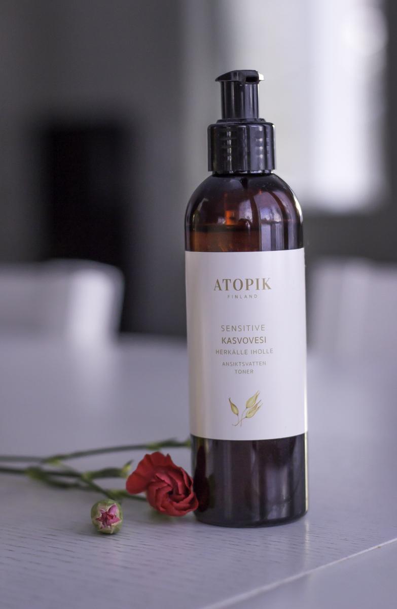 Kuiva iho: Atopik Sensitive Kasvovesi