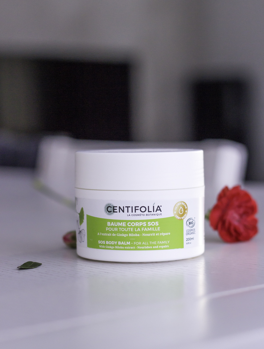 Kuiva iho: Centifolía SOS Body Balm